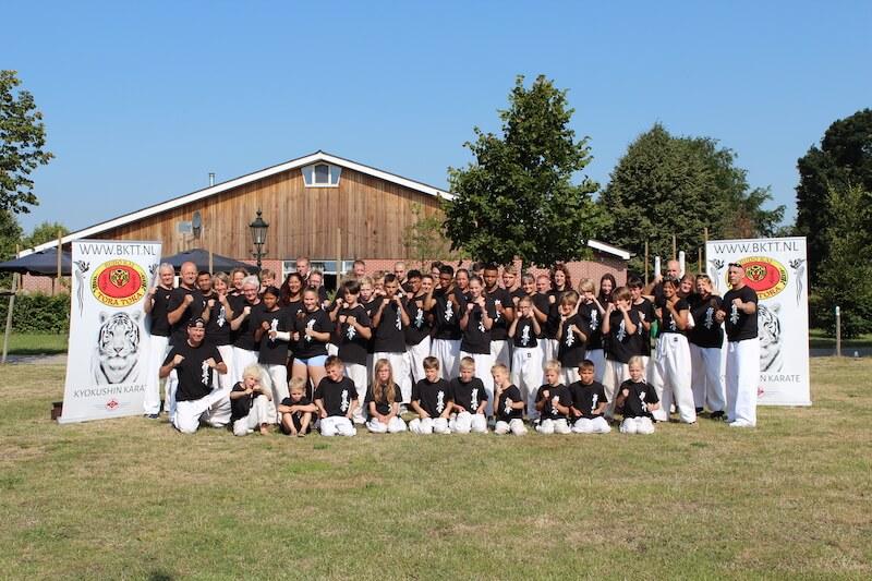 Budo Kai Tora Tora Karate Vereniging Zutphen Gelderland